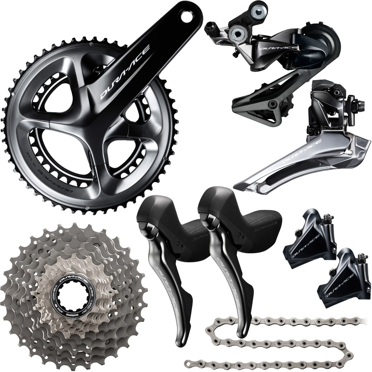 Shimano Shimano Dura-Ace R9120 Disc Groupset   Groupsets