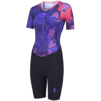 dhb Blok Womens Short Sleeve Tri Suit
