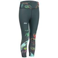 dhb Womens Printed Capri - Nature