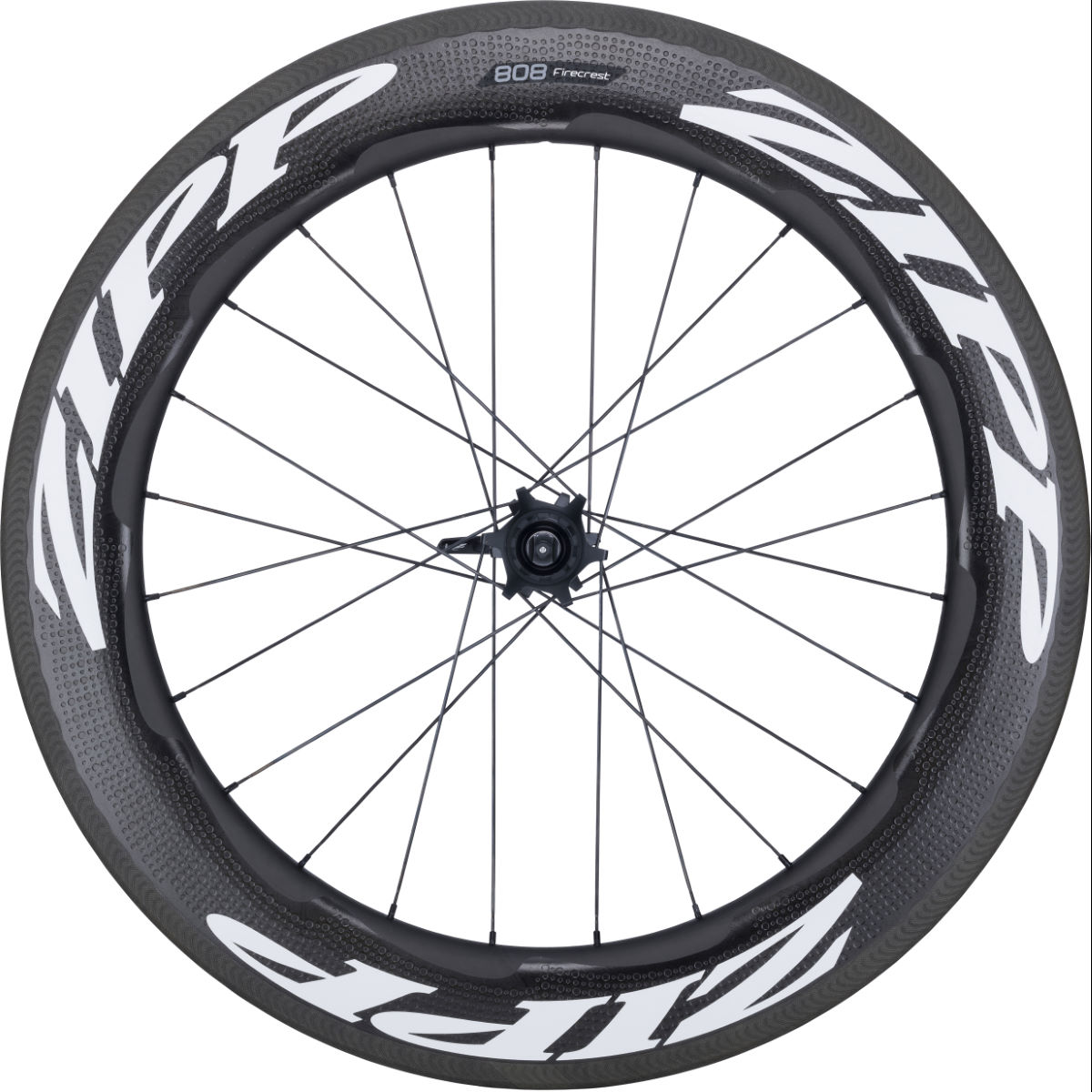 Zipp 808 Carbon Clincher Rear Wheel (700c QR) - Ruedas traseras