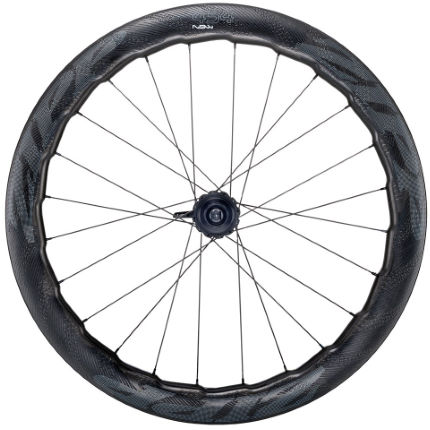 Zipp 454 NSW Carbon Clincher Centre Lock DB Rear Wheel