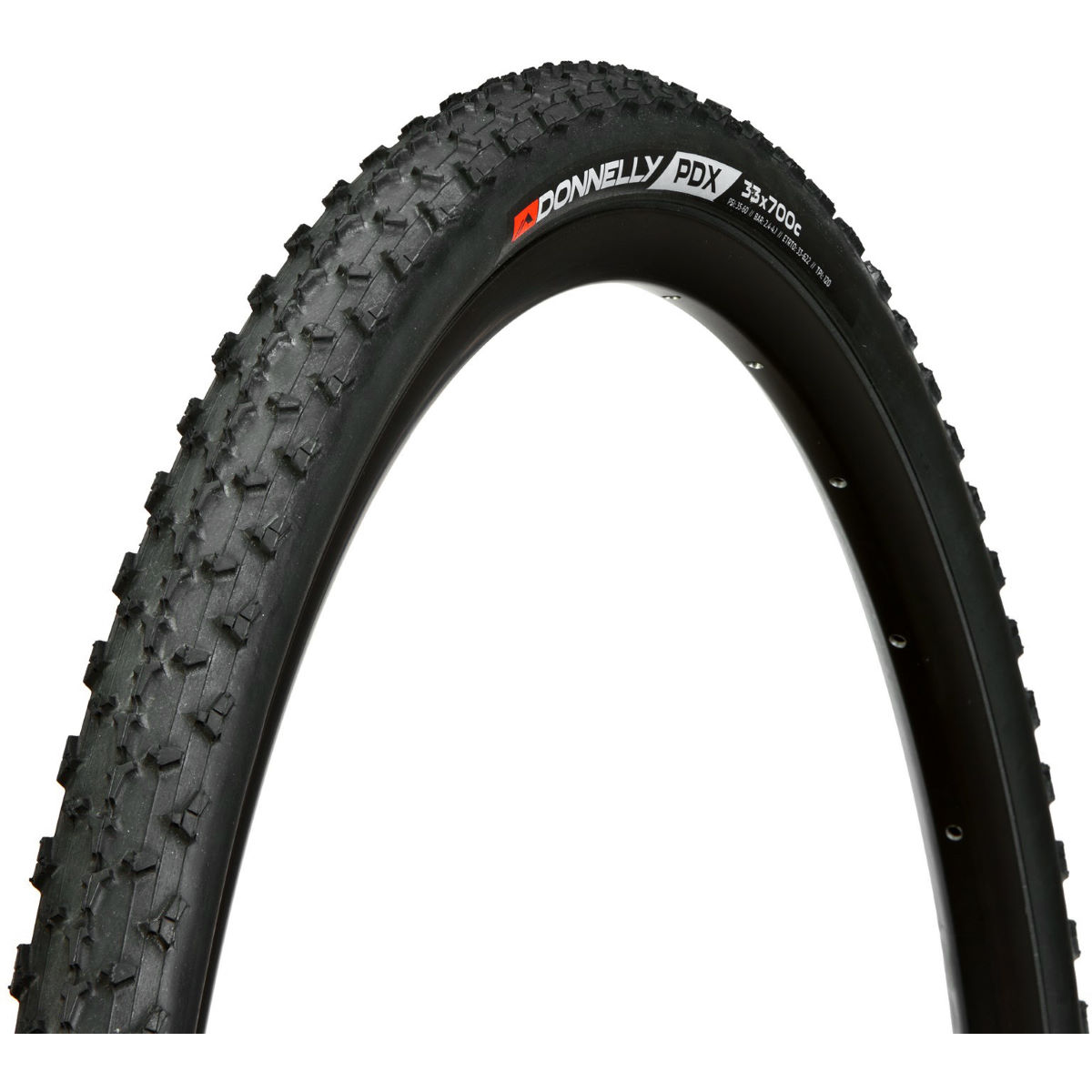 Donnelly Donnelly PDX 120TPI SC CX Folding Tyre   Tyres