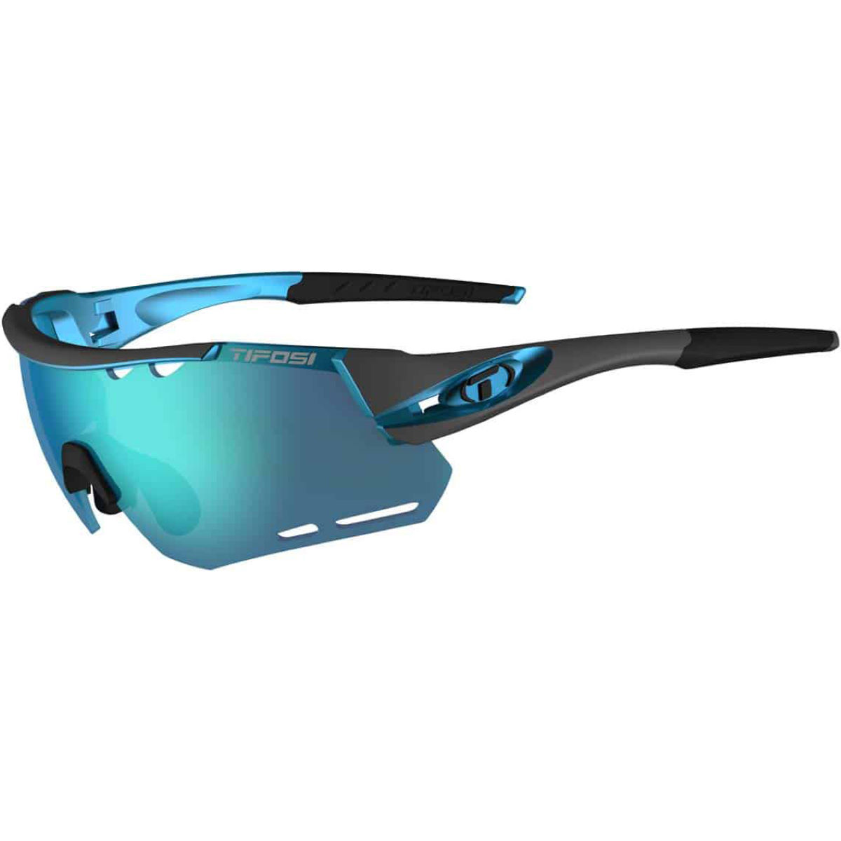 Tifosi Eyewear Alliant Gunmetal/Blue Clarion Interchangeable 2018 - Gafas de sol