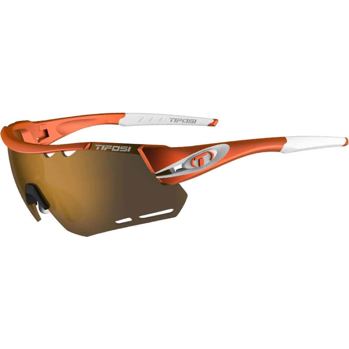 Tifosi Eyewear Alliant Matte Orange Interchangeable 2018 - Gafas de sol