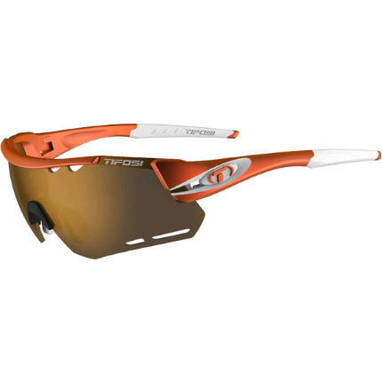Tifosi Eyewear Alliant Matte Orange Interchangeable 2018