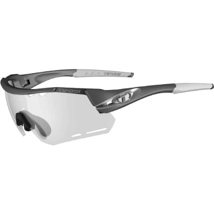 Tifosi Eyewear Alliant Gunmetal Fototec Light Night Lens 2018