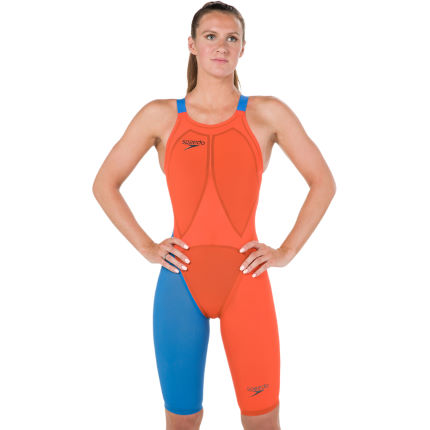 606e19fe48 View in 360° 360° Play video. 1.  . 4. Hot Orange   Bondi B  Fastskin LZR  Racer Elite 2 Openback Kneeskin ...