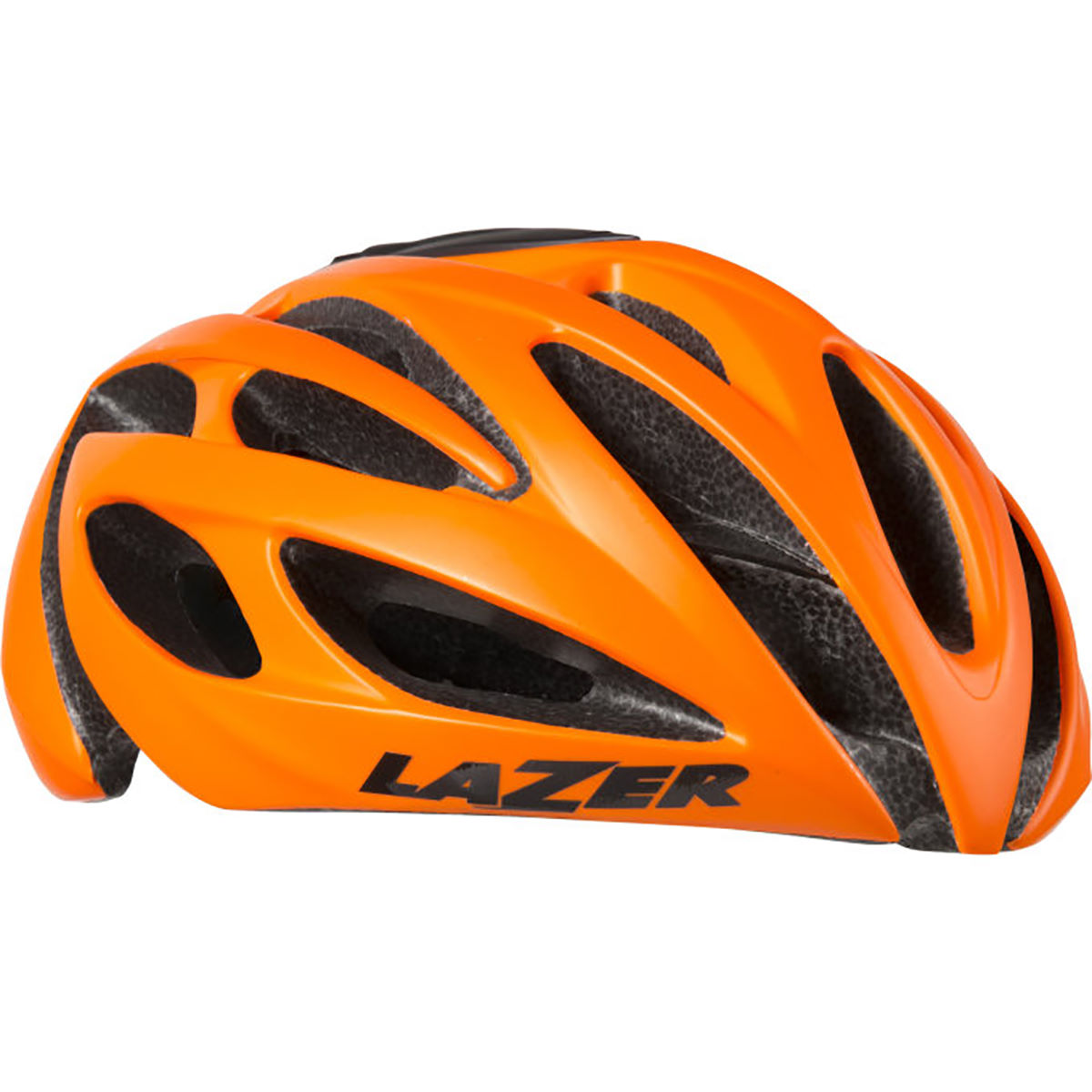 Lazer O2 Flash Orange Helmet - Cascos de carretera
