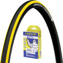 Michelin Pro 4 Endurance Yellow 23c Tyre & Free Tube