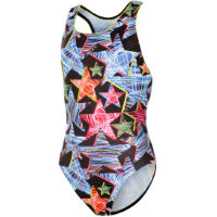Maru Girls Supernova Rave Back Swimsuit