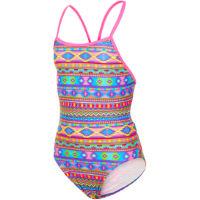 Maru Girls Aztek Wonder Fly Back Swimsuit