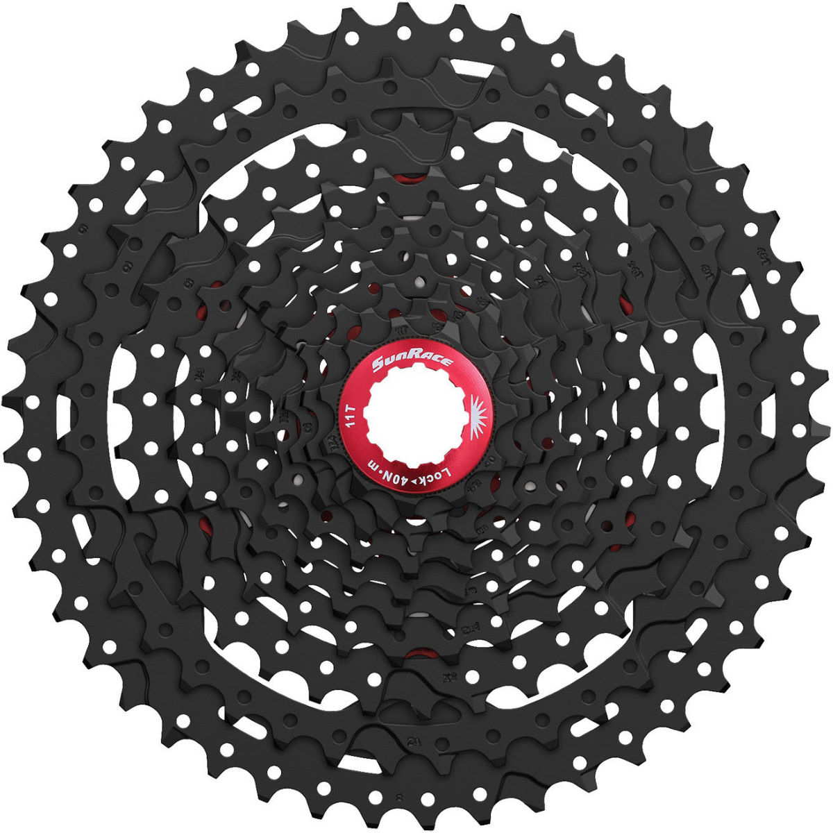 SunRace MX3 10 Speed Cassette   Cassettes