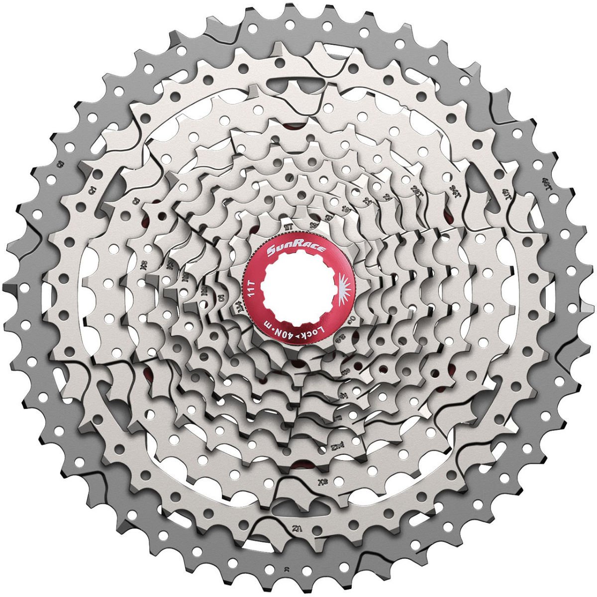 SunRace MX3 10 Speed Cassette - Cassettes