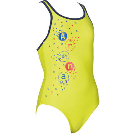 Arena Girl's Submarine One Piece Swimsuit