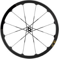 Crank Brothers Cobalt 11 Boost Carbon Wheelset - Black/Gold