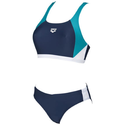 Wiggle Arena Womens Ren Two Piece Two Piece Swimsuits