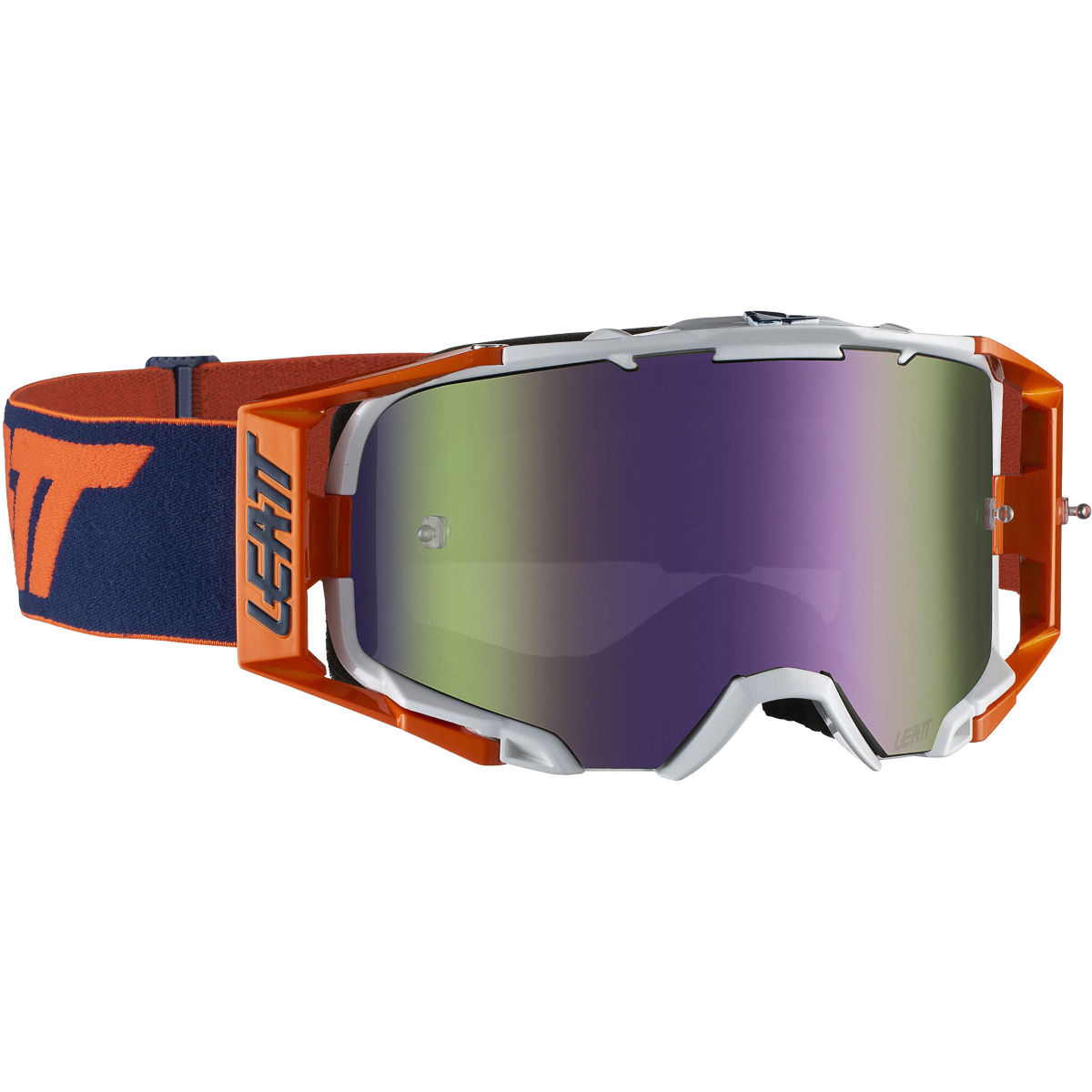 Leatt Velocity 6.5 Iriz - One Size Brown/brown  Cycling Goggles