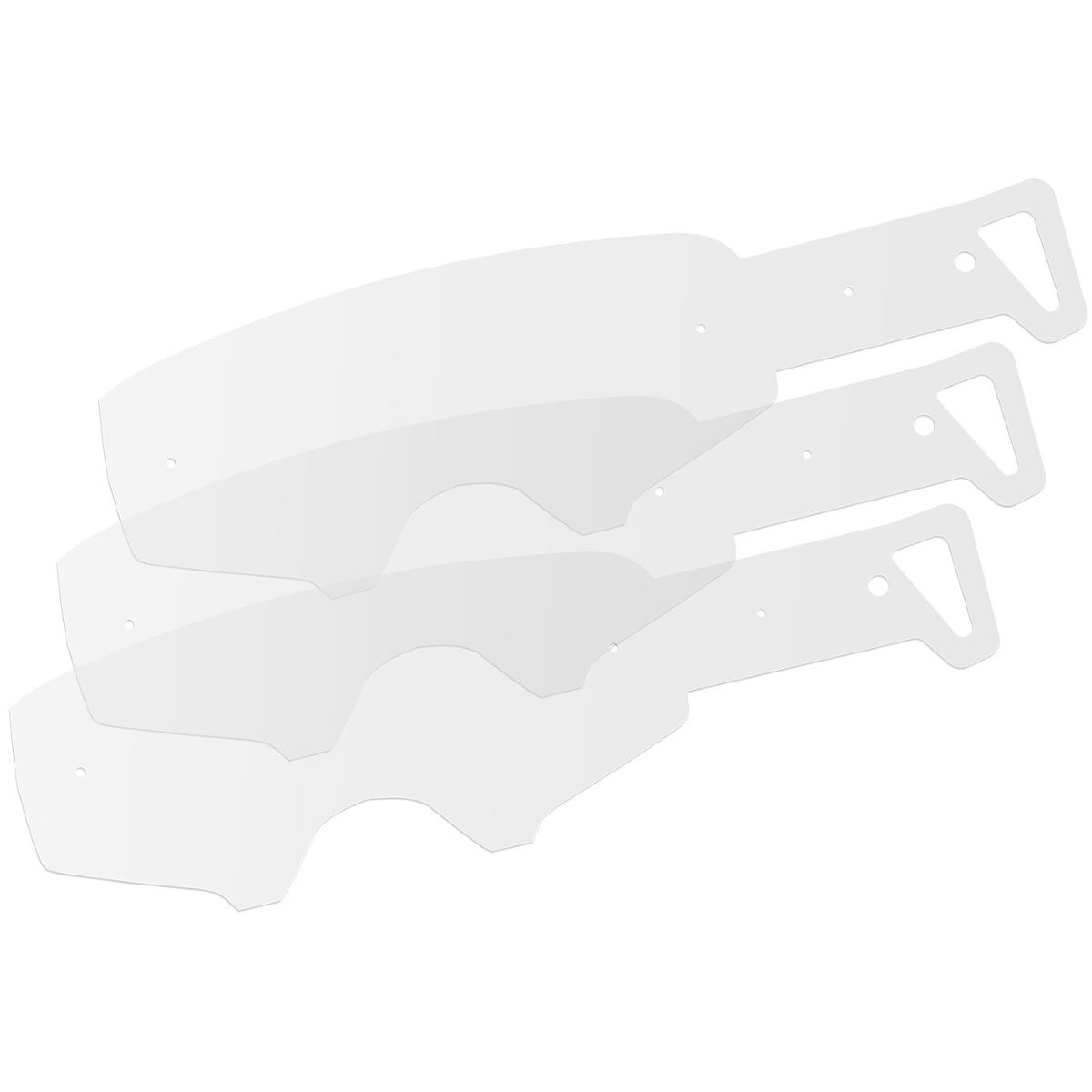 Leatt Tear-Off Laminated 2x7-pack   Cycling Goggles