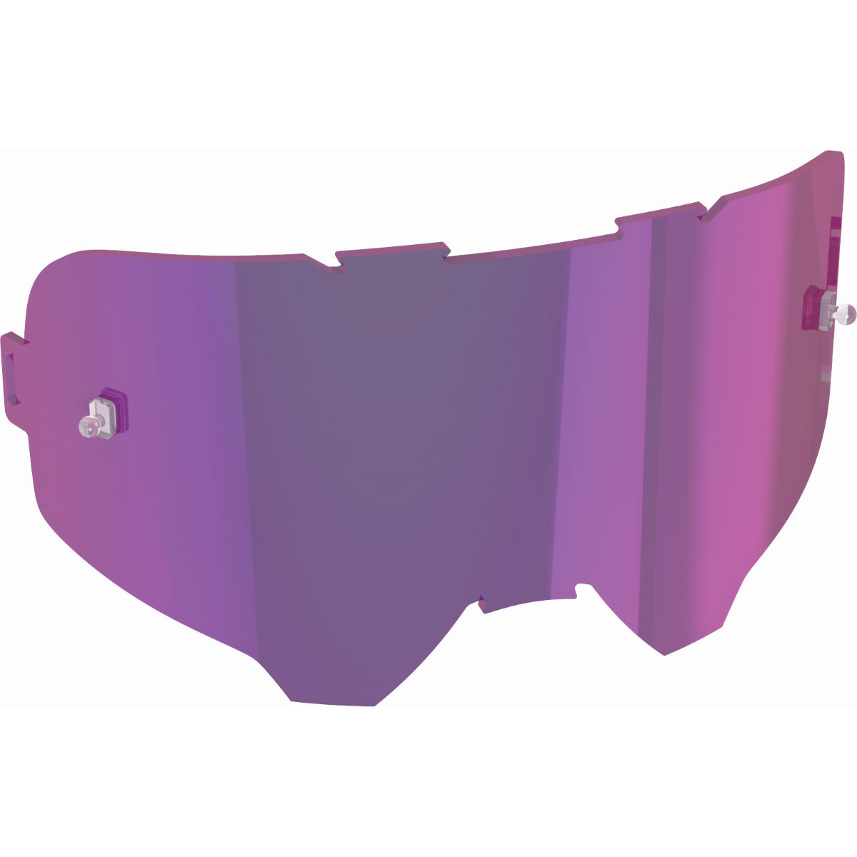 Leatt Iriz Mirror Lens - One Size Purple 2  Cycling Goggles