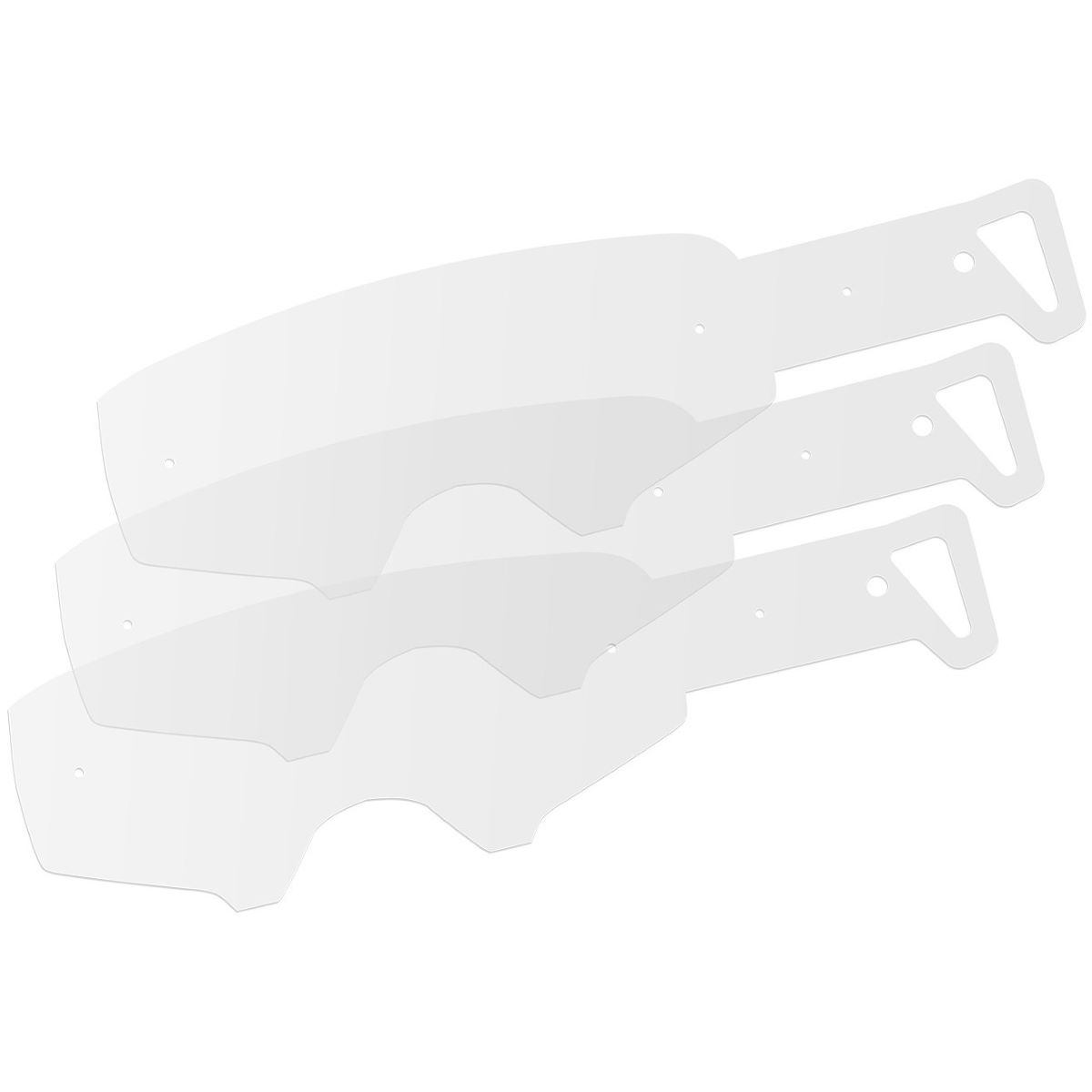 Leatt Tear-Off Standard 50-pack   Cycling Goggles