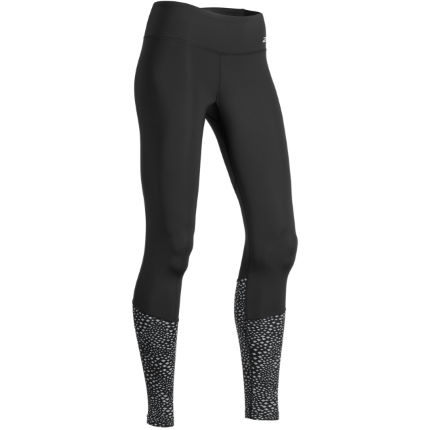 a74b3260066f9b View in 360° 360° Play video. 1.  . 5. Black Silver Glo Ref  Women s  Reflective Run Mid-Rise Compression Tights ...