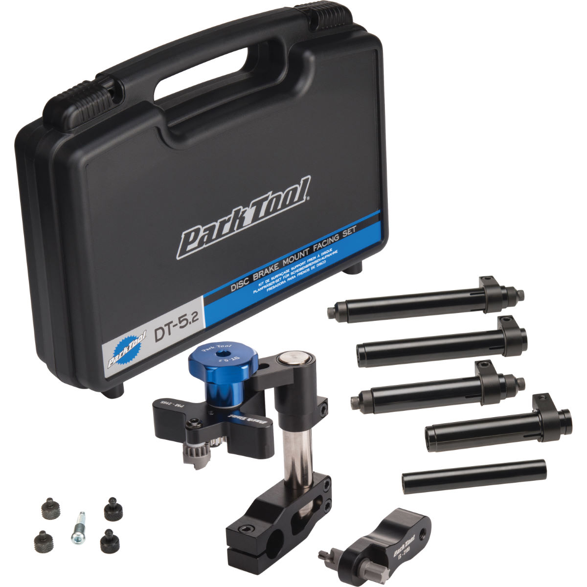 Park Tool Park Tool Disc Brake Mount Facing Set DT-5.2   Tool Sets