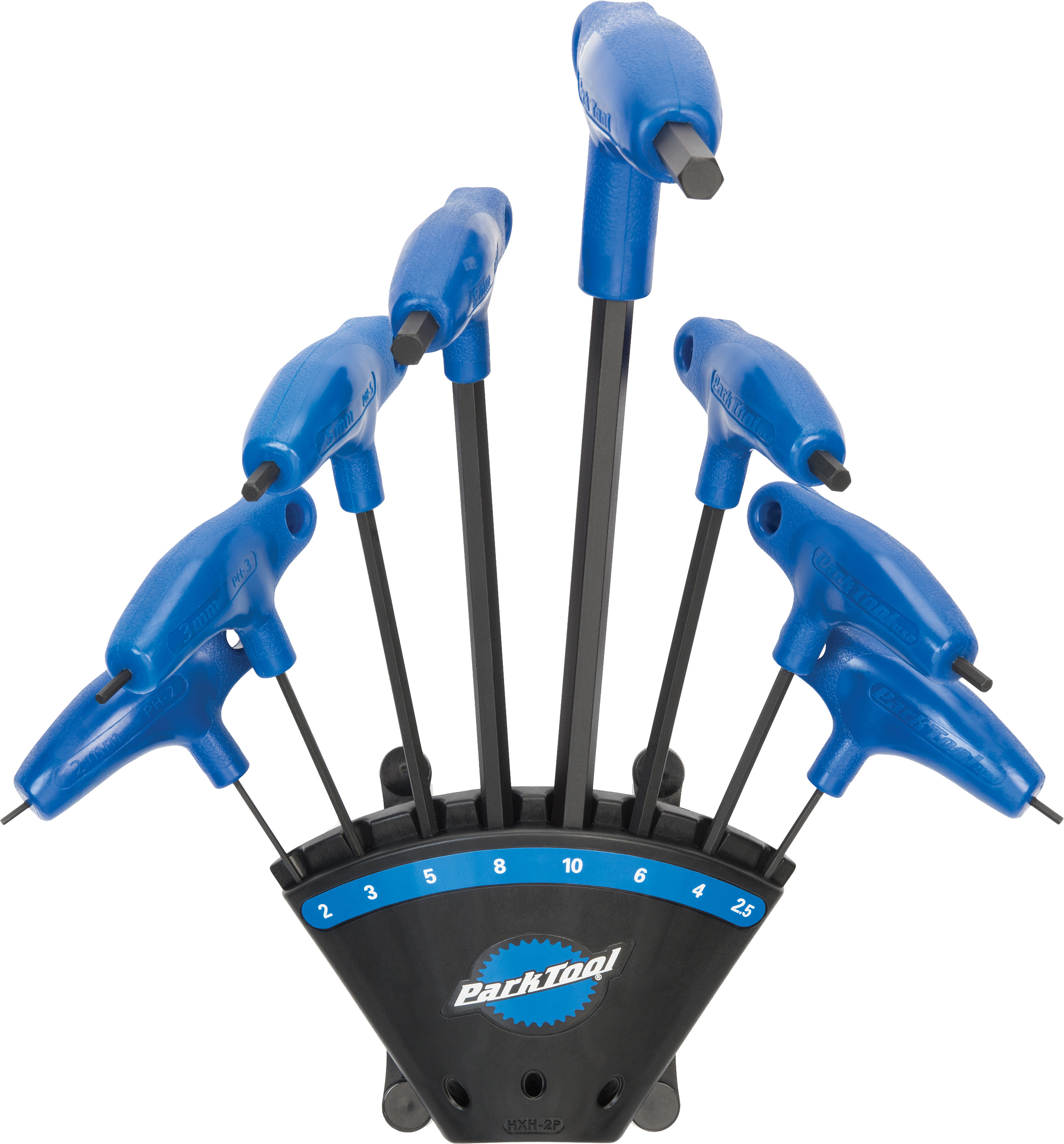 Park Tool P-Handle Hex Wrench Set PH-1.2   tools_component