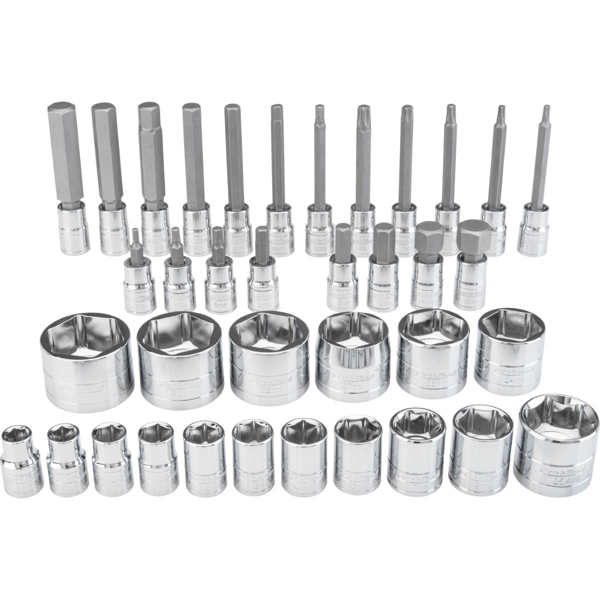 Park Tool Socket & Bit Set SBS-3