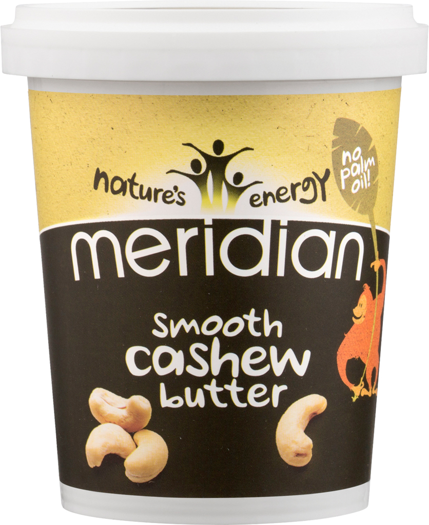 Meridian Smooth Cashew Butter (454g) | polish_and_lubricant_component