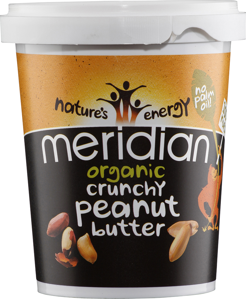 Meridian Organic Peanut Butter (454g) | polish_and_lubricant_component