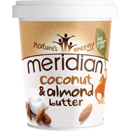 Meridian Coconut and Almond Butter (454g)