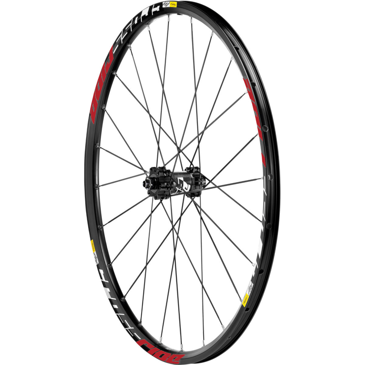 Mavic Crossride Center Lock QR Front MTB Wheel - Front Wheels