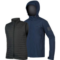 Endura Urban 3 in 1 Radjacke (wasserdicht)