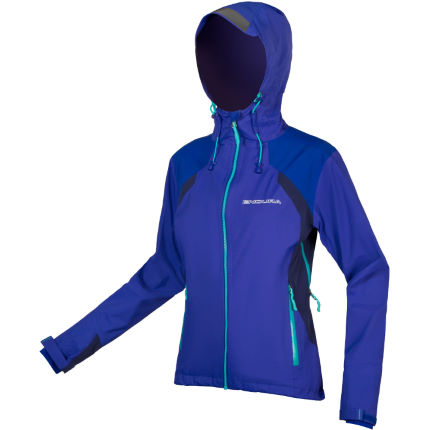 Endura Women's MT500 Waterproof Jacket II ExoShell60