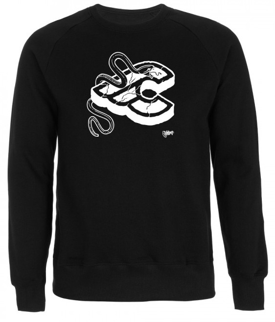 Cinelli Mike Giant Crewneck Sweater - Herre | Jerseys