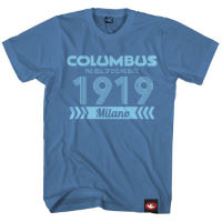 Cinelli Columbus 1919 T-shirt - Herr