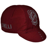 Cinelli Crest Cap Red