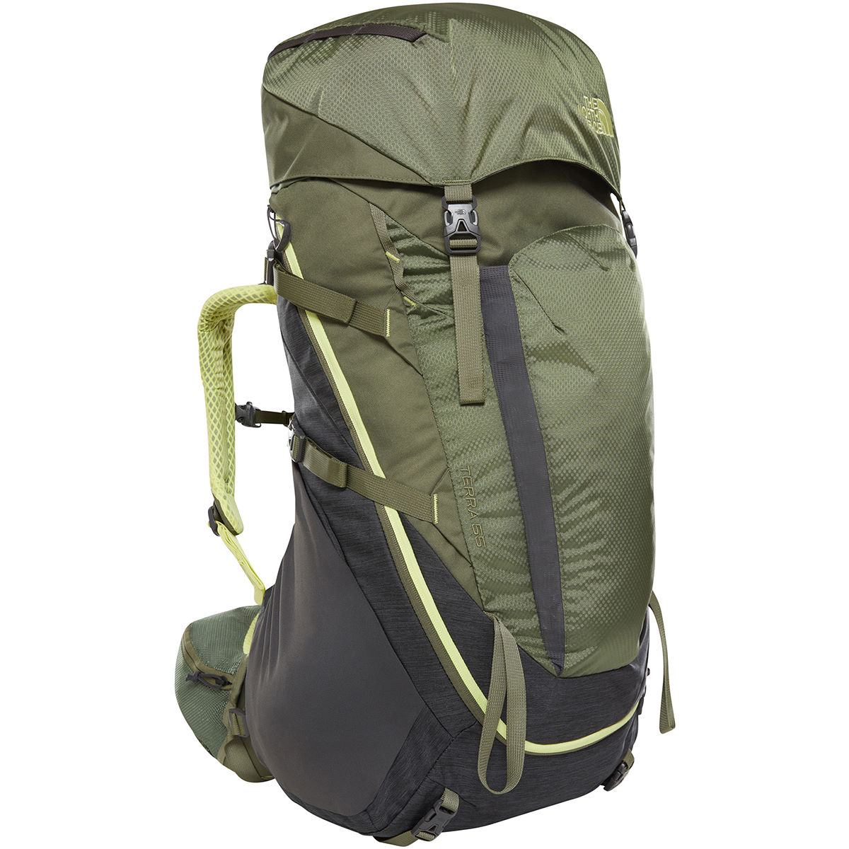 The North Face The North Face Womens Terra 55 Backpack   Hiking Bags