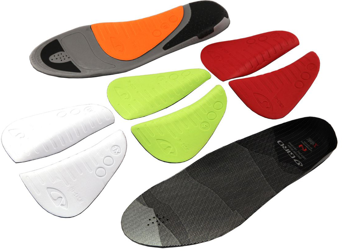Giro X-Static Supernatural Footbed Kit | shoes_other_clothes