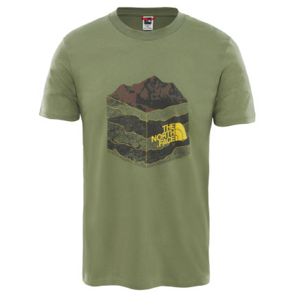 The North Face Short Sleeve Flash Tee