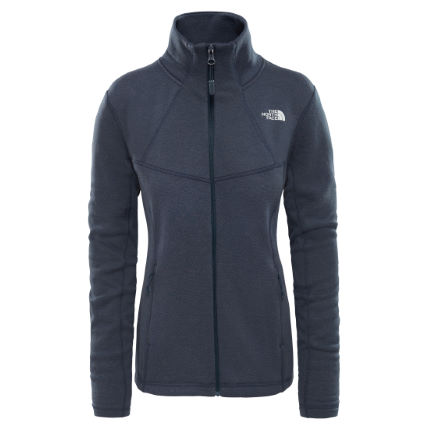 The North Face Women's Inlux Wool (Full Zip) Jacket
