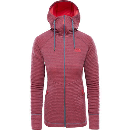 2589a1fb5 The North Face Women's Hikesteller Midlayer Jacket
