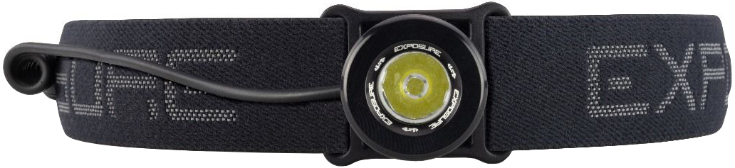 Exposure HT1000 Outdoor Headtorch | Computer Battery and Charger