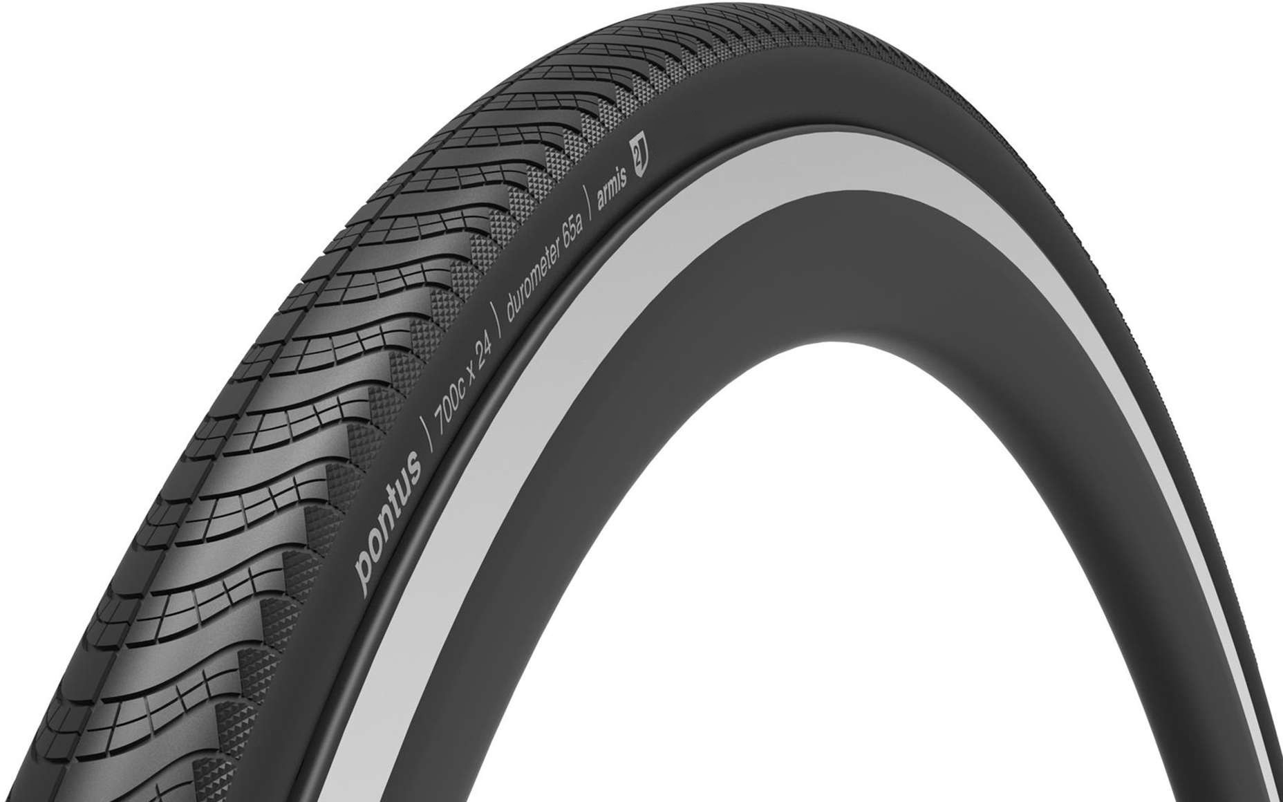 Ere Research Pontus Clincher 120TPI Folding Road Tyre | Tyres