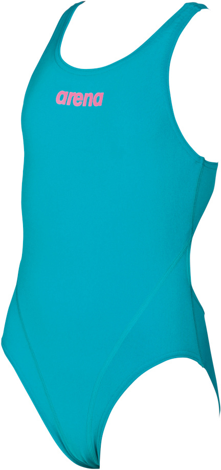 Arena Girls Solid Swim Tech Swimsuit | swim equipment
