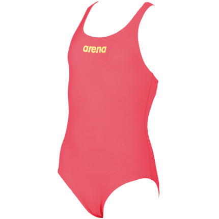 Arena Solid Swim Pro Jr Red/Green