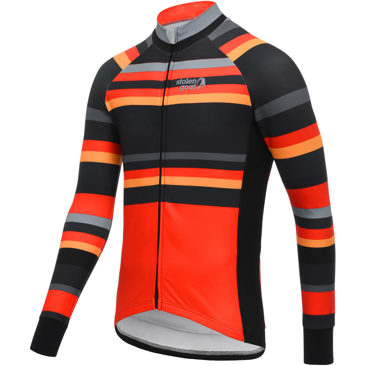 Stolen Goat Orkaan Galaxie Long Sleeve Jersey - Maillots