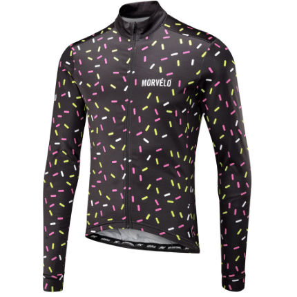 Morvelo Strands Thermoactive Long Sleeve Jersey