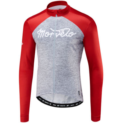 Morvelo Homer Thermoactive Long Sleeve Jersey