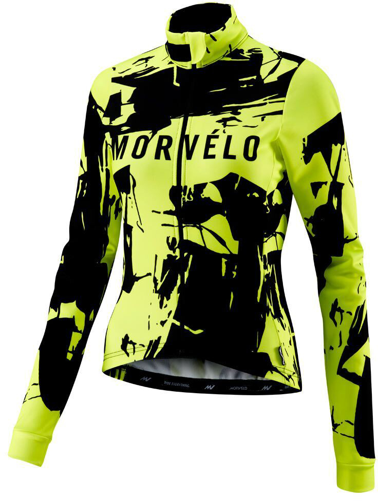 Morvelo Women's Blaze Thermoactive Long Sleeve Jersey | Trøjer